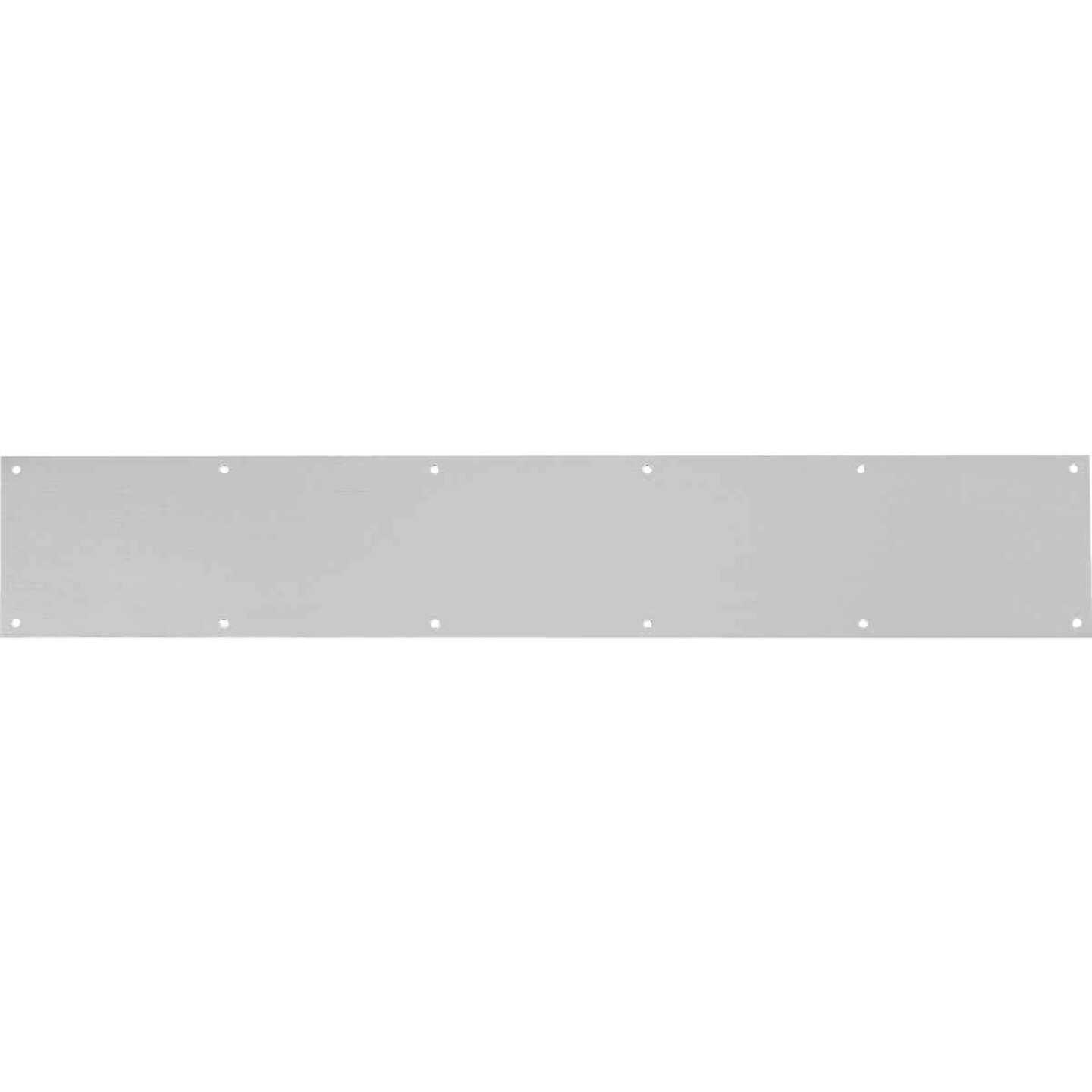 Tell 6 In. x 34 In. Aluminum Kick Plate Image 1