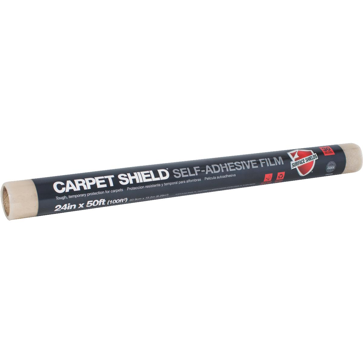 Surface Shields CS24200L 24 x 200 Carpet Shield
