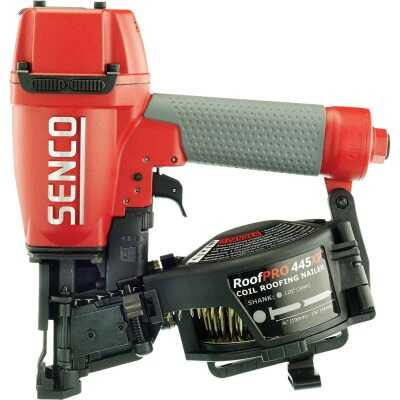 Senco RoofPro 445XP 15 Degree 1-3/4 In. Coil Roofing Nailer