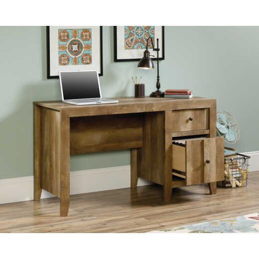 Sauder Craftsman Oak Desk
