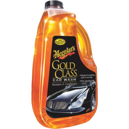 Meguiars Gold Class Liquid 64 oz Car Wash