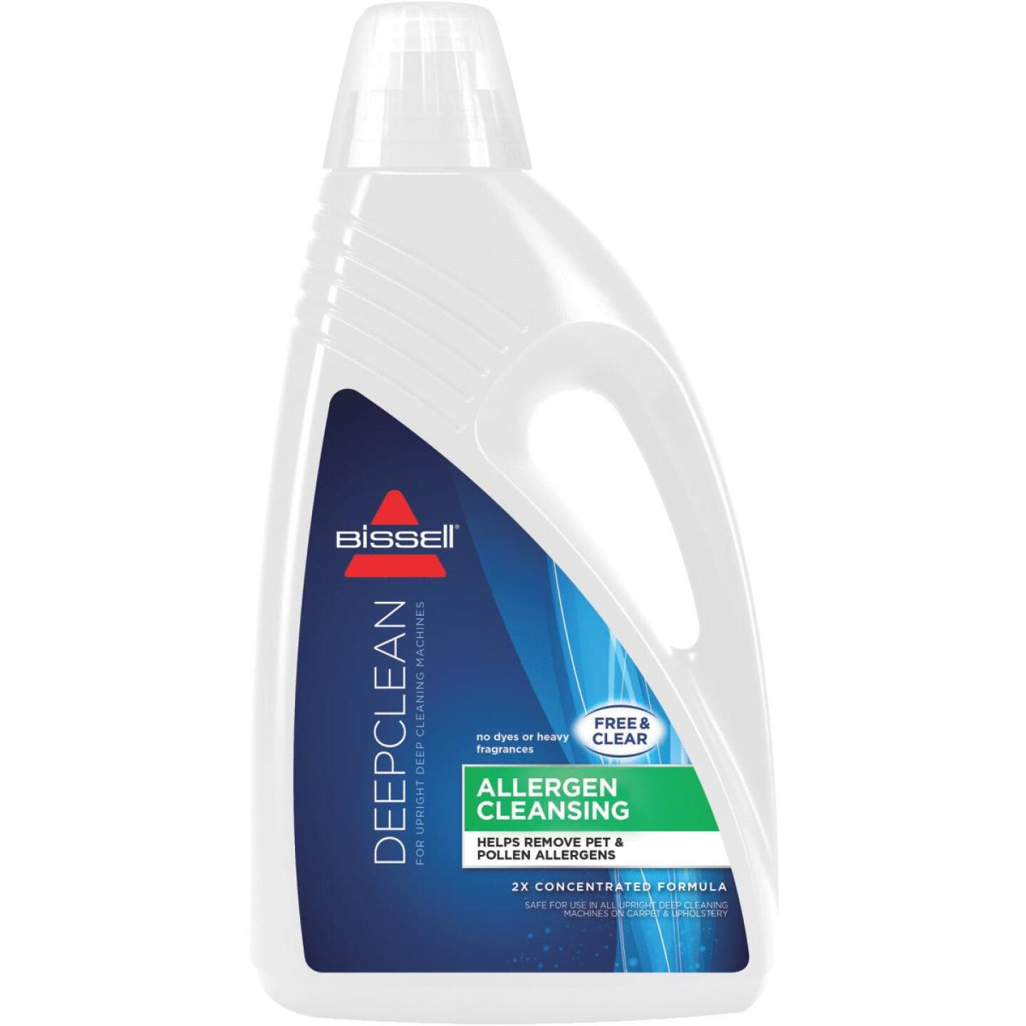 Bissell 60 Oz Multi Allergen Removal Upholstery And Carpet Cleaner Valu Home Centers For The Do It Yourselfer In You