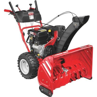 Troy-Bilt 30 In. 357cc 2-Stage 4-Cycle Gas Snow Blower