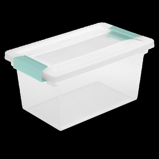 Sterilite Medium Clip Box