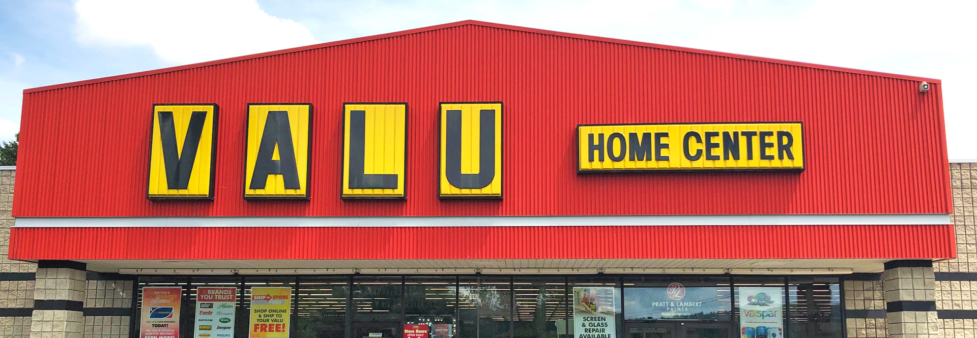 Valu Home Centers #41 in Warsaw, NY